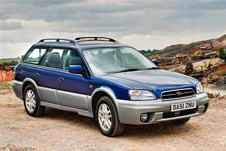 subaru outback 1996 2003 used car review car review rac drive. Black Bedroom Furniture Sets. Home Design Ideas