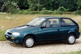 Suzuki Swift (1988 - 2003) used car review