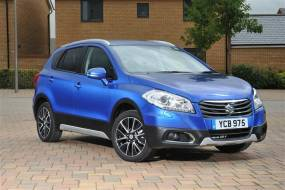 Suzuki SX-4 S-CROSS (2013 - 2016) used car review