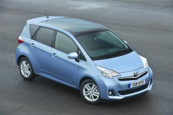Toyota Verso-S (2011 - 2013) used car review