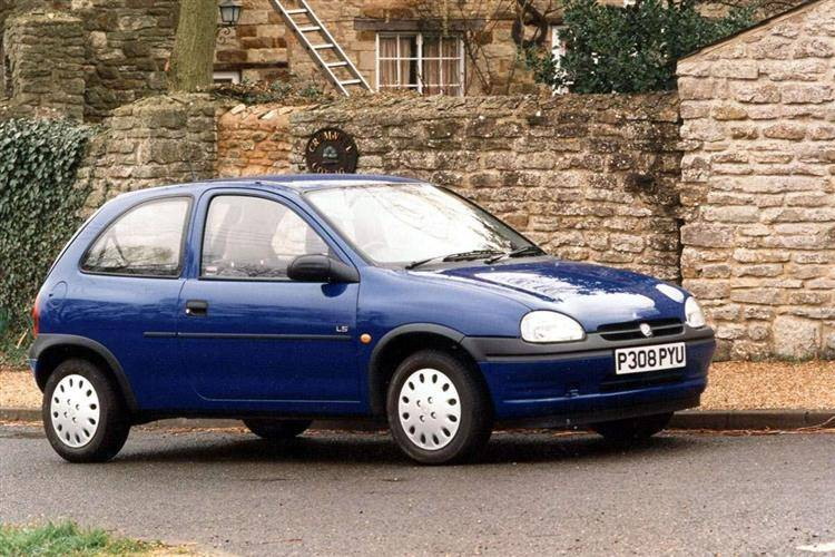 vauxhall corsa 1993 2000 used car review car review. Black Bedroom Furniture Sets. Home Design Ideas