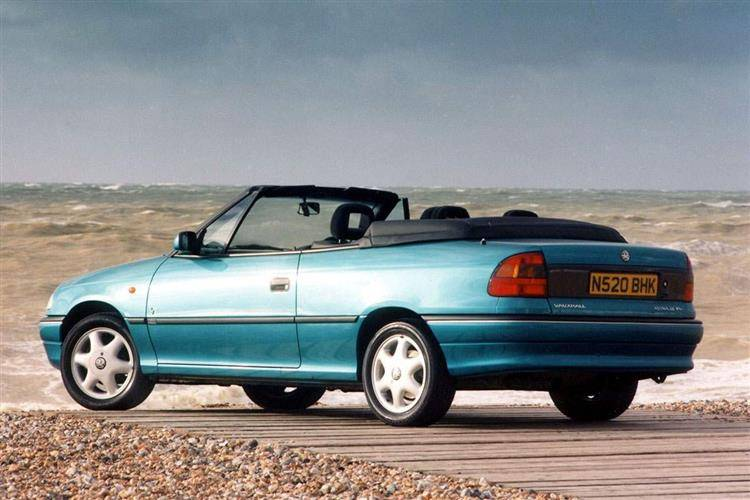 Vauxhall Astra (1991 - 1998) used car review