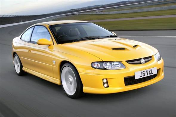 Vauxhall Monaro (2004 - 2006) used car review