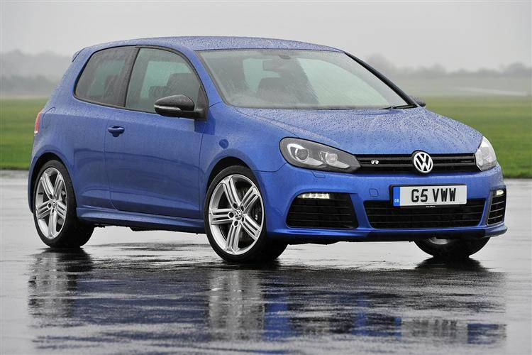 Volkswagen Golf R (2009 - 2012) used car review