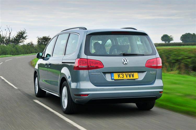 Volkswagen Sharan (2010 - 2015) used car review