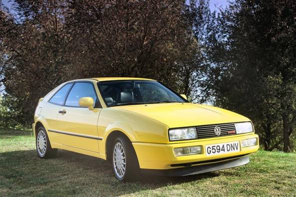 Volkswagen Corrado (1989 - 1996) used car review