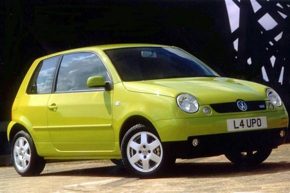 Volkswagen Lupo (1999 - 2006) used car review