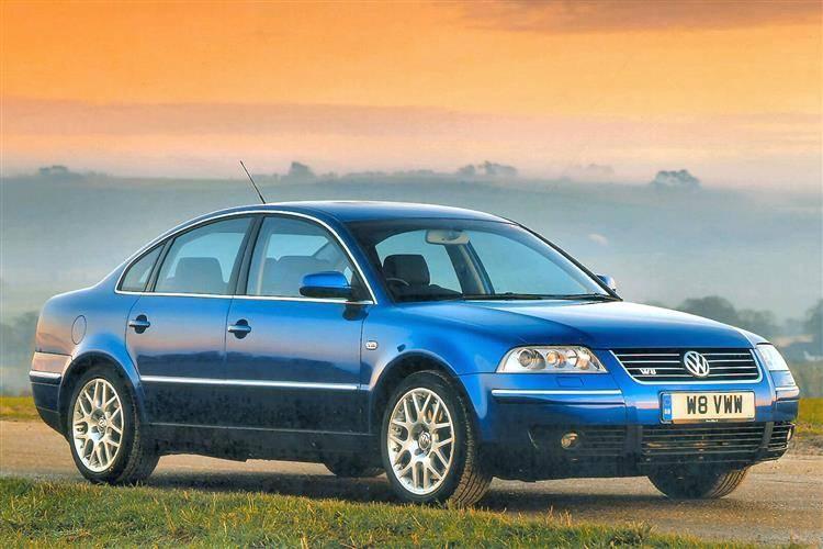 Volkswagen Passat W8  2002