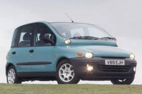 Fiat Multipla (1999 - 2004) used car review