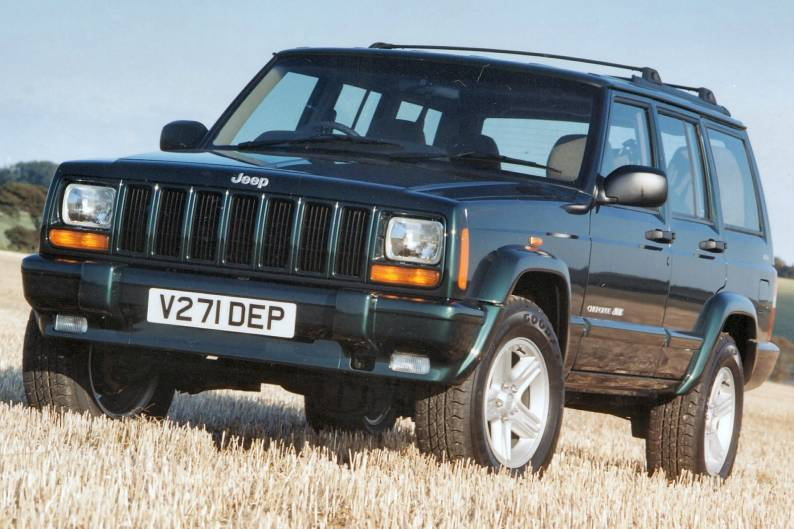 Jeep Cherokee (1993 - 2001) used car review