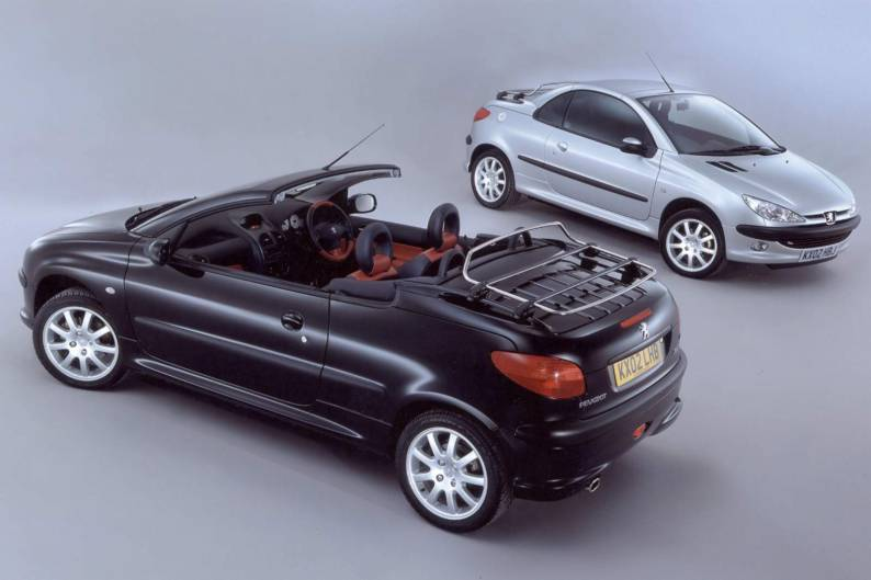 Peugeot 206 1998 2009 used car review car review rac drive - Peugeot 206 coupe cabriolet review ...