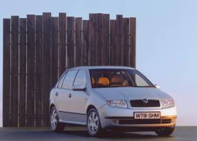 Skoda Fabia (2000 - 2007) used car review