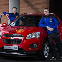 Chevrolet Trax sold for charity