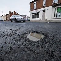 Repair 'better than pothole payout'