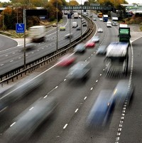 Drive to stop hard shoulder misuse
