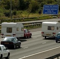 Project bids to banish trailer blind spot
