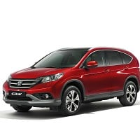 Honda to unveil CR-V on October 1