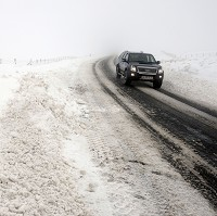 Drivers warned over wintry conditions