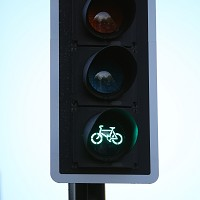 Lower-level traffic lights approved
