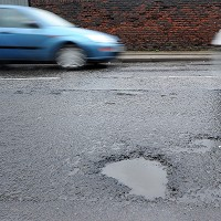 'Pothole proof' roads in Surrey