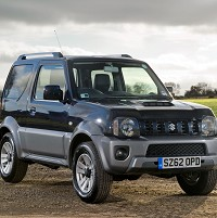 Suzuki announces Jimny improvements
