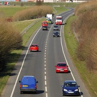 Drivers may benefit from A35 upgrades