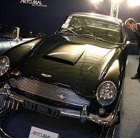 Record figure for Aston Martin sale