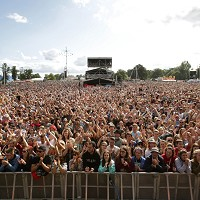 Traffic warning for V Festival revellers