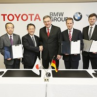 BMW and TMC agree to joint venture