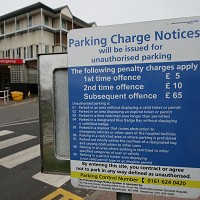 Plan B sought on hospital parking fees