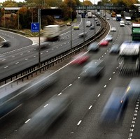 Motorway speed limit plans shelved
