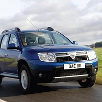 Dacia marks birthday with SUV offer