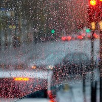 Tuesday may see a fortnight's rain
