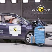 Family cars get top Euro NCAP marks