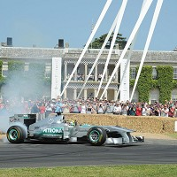 Goodwood Motor Show dates announced