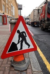 900 miles of roadworks for drivers