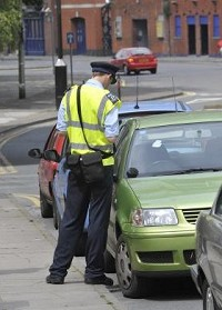 Traffic-warden strike `no let-off`