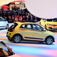 Twingo leads revamp for city cars