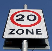 Calls for 20mph speed limit zones