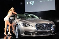 'The Body' launches new Jaguar