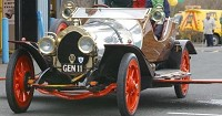 Classic film car banned from parade