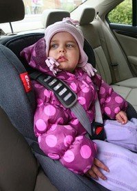 Child seat rules `confuse parents`