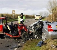 Half of Britain`s roads `not safe`