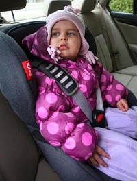 Complicated car seats 'a safety risk'
