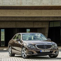Mercedes E-Class protects drivers
