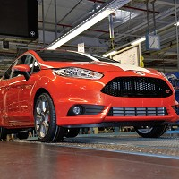 Spring release for new Fiesta ST