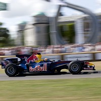 Goodwood starts festival engines