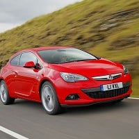 Vauxhall launches GTC turbo engine