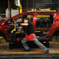 Car production at one million mark