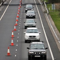 Roadwork speeding could cost lives